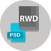 PSD to Responsive HTML / HTML5