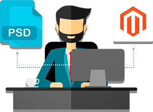 PSD to Magento Conversion Services